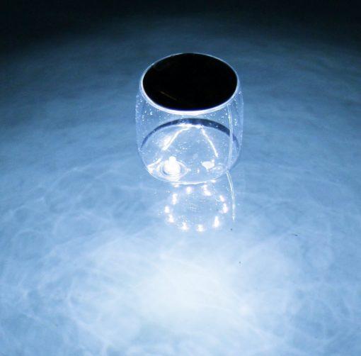 LAMPE SOLAIRE FLOTTANTE