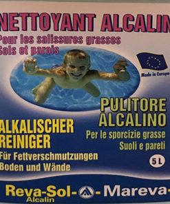nettoyant alcalin 5l mareva