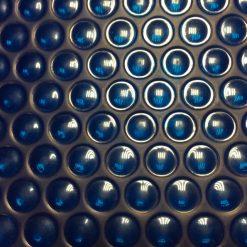 bache à bulle 400µ bleue nuit