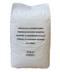 sac 25kg chlorure de magnesium 47%