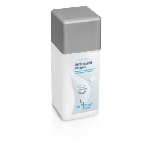 oxygene actif granulés spa time 1kg